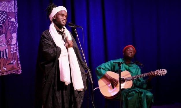 Conteurs-musiciens sénégalais viennent à Brunswick pour Voyage sans visa !