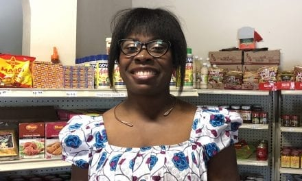 Profile: Angela Okafor