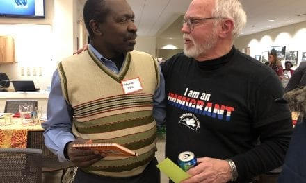 Veterans for Peace Hosts New Mainers in Brunswick