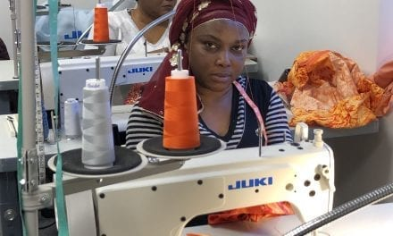 Women United Around the World Provides Vocational Training