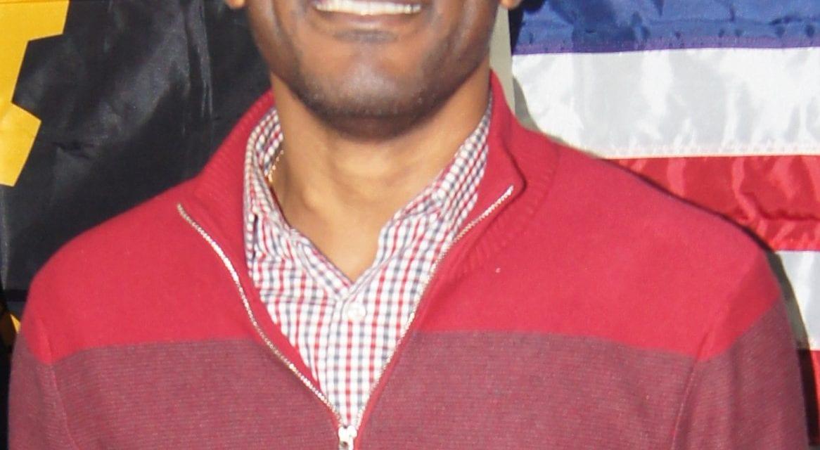 Twaganiriye n'ubuyobozi bw'abakomoka muri Angola baba muri Maine.