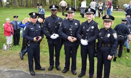 Officer Mukwayanzo Nono Joins South Portland Police Force
