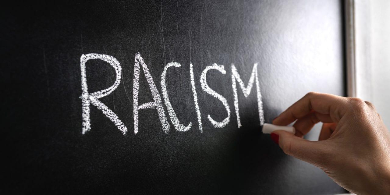 Racist bunk in Kennebunk by Samuel James