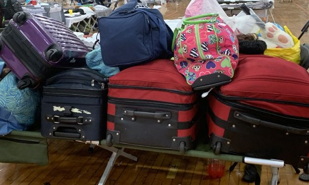 Asylum seekers move out of the Expo and into Maine's towns and cities