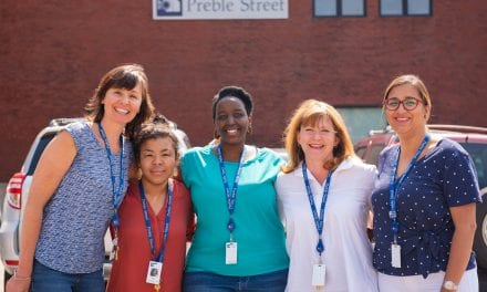 Preble Street Helps Identify Crime of Human Trafficking