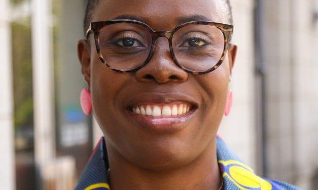 Angela Okafor kicks off campaign for Bangor City Council