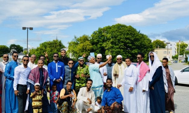 The Djiboutian Community celebrates Eid al-Adha