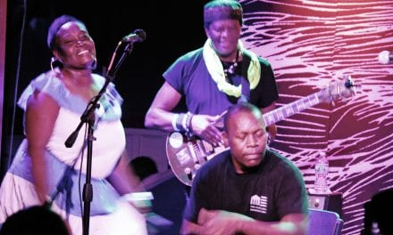 SPACE celebrates 17th anniversary with Garifuna Collective
