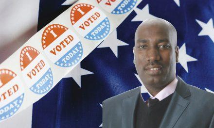 O poder da nossa voz Quem devemos eleger em 5 de novembro para nos liderar?