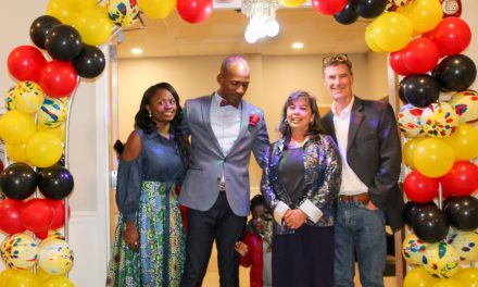 The Angolan Community of Maine celebrates Angolan Independence Day