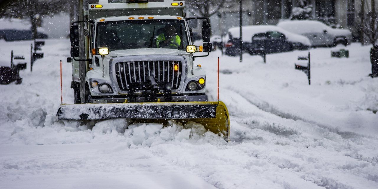 Asylum seekers arrive in Maine winter snow and ice