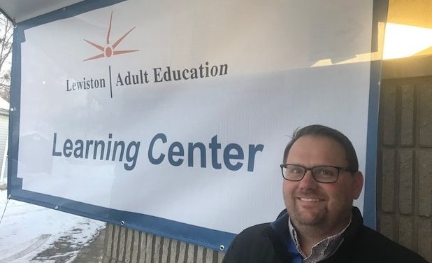 Lewiston's Adult Learning Center Moves Upstairs To New Home