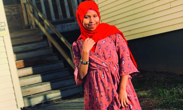Early experience plays key role in  dream to become a doctor