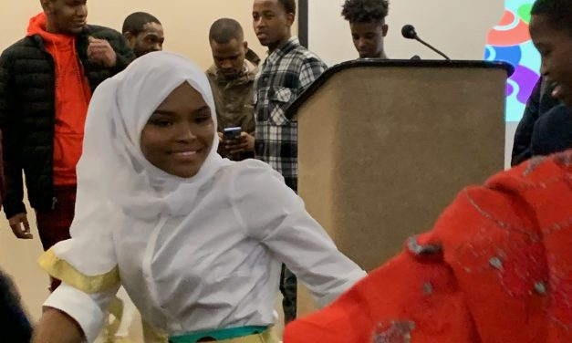 The Community Celebrates Lewiston City Councilor Safiya Khalid