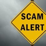 Beware: Scammers stealing personal information