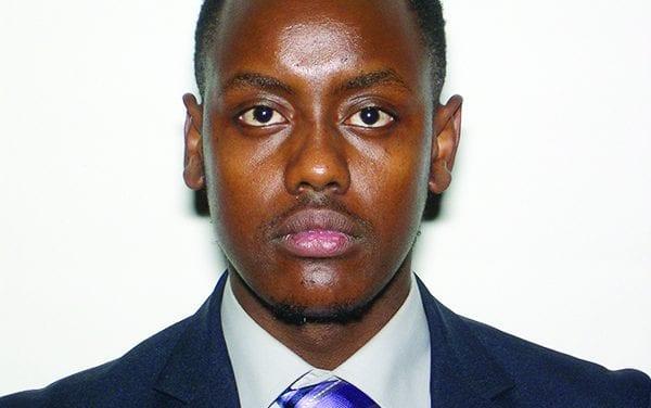 Maine is home for Burundi's Brice Ndayisenga