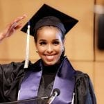 Leyla M. Hashi delivers the 2020 USM Student Commencement Address