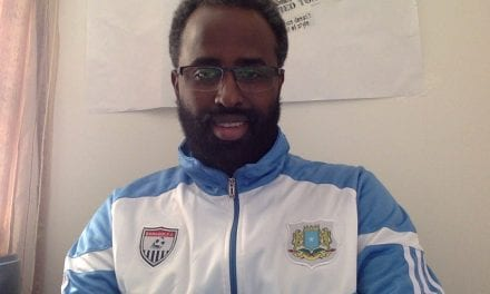Dr. Abdullahi Ahmed is Maine's first African-born school principal