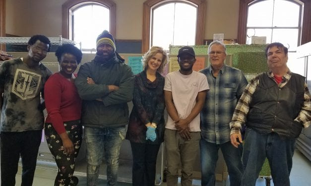Working together for food needs in Lewiston-Auburn
