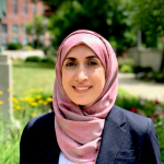 Meet Dina Yacoubagha, candidate for Bangor City Council