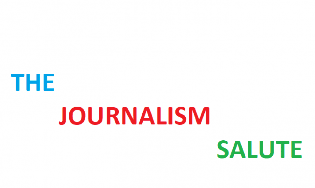 Amjambo Africa joins Mark Simon on his podcast The Journalism Salute