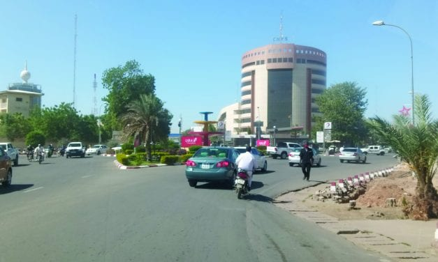 COVID-19: Exceptional Lockdown in Chad