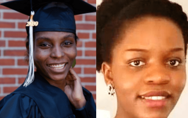 Going to college with Sara Namwira and Vanusa de Paula Chico