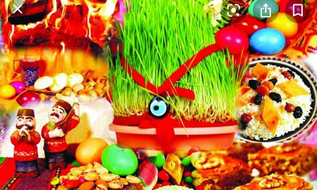Welcoming spring with the Novruz festival