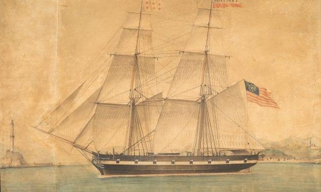 Maine's involvement in the 19th-century economy of enslavement