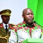Burundi's former president nominated as 'Supreme Guide for Patriotism'