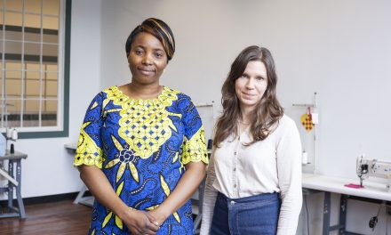 Apphia Kamanda and Jo Bell named co-directors of Common Threads of Maine