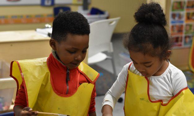 Children benefit from pre-K programs