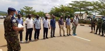 Burundi hands over armed rebels linked with Rusesabagina to Rwanda