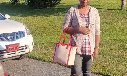 Valerie Laure Bilogue poursuit ses rêves avec l'aide du community college